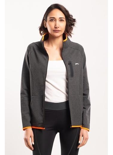 Slazenger Sweatshirt Antrasit